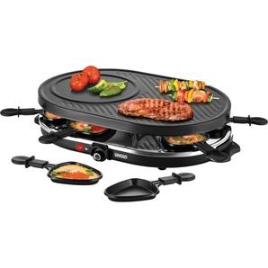 Raclette Gourmet 48795, schwarz, Unold