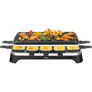 Raclette-Grill RE4588, schwarz, Tefal