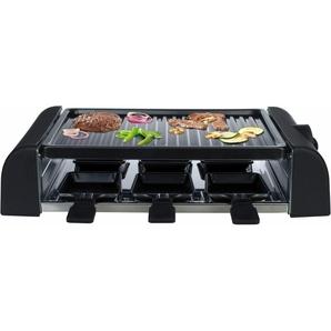 Raclette RG 8174, schwarz, MIA