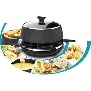 Raclette RE12C8 Fondue Cheese n Co, schwarz, warm, , , Tefal