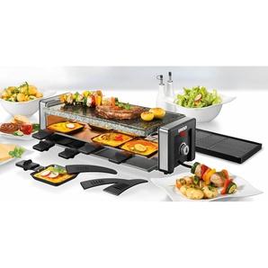 Raclette Délice 48765, schwarz, Unold