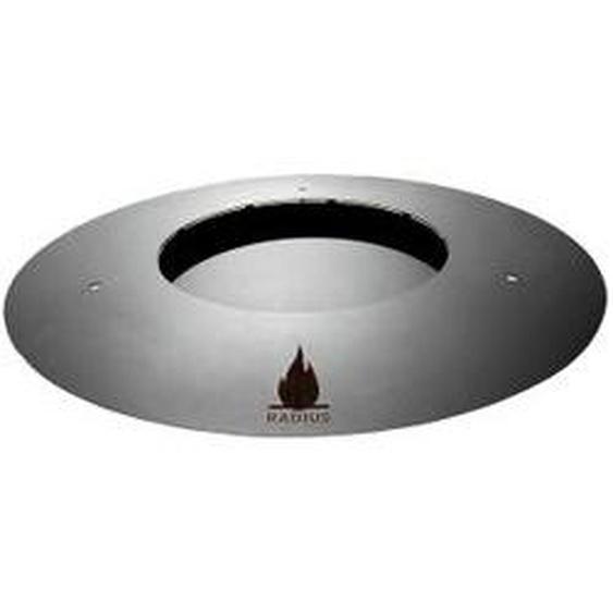 Radius Design - Fireplate, Ø 100 cm