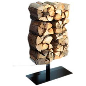 Radius - Wooden Tree Kaminholzstandregal
