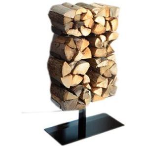 Radius - Wooden Tree Kaminholzstandregal - indoor