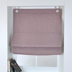 Raffrollo »Dimout«, Kutti, mit Hakenaufhängung, ohne Bohren, freihängend, mit Ösen, incl. Fensterhaken
