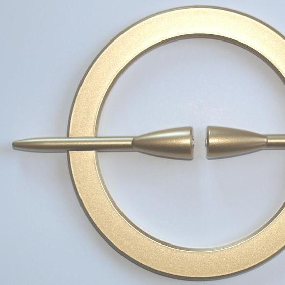 Raffspange Raffael, VHG, passend für Gardinen (Set) Ø 12 cm goldfarben Raffhalter Zubehör Vorhänge