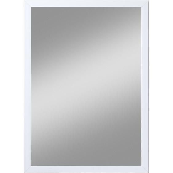 Rahmenspiegel Beach Weiß 40 cm x 60 cm