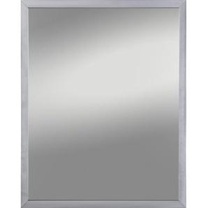 Rahmenspiegel Bente 42 cm x 52 cm Edelstahloptik