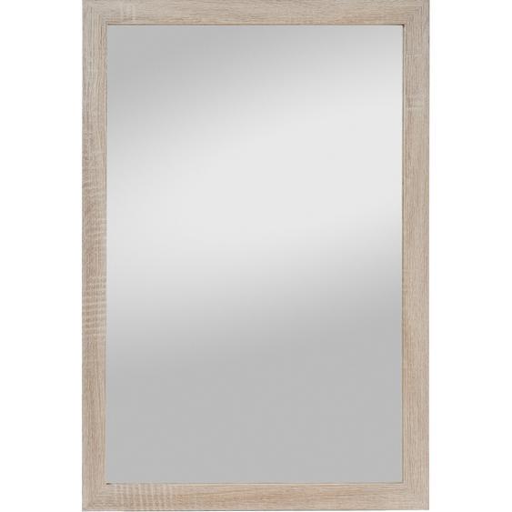 Rahmenspiegel Kathi ca. 48 cm x 68 cm Eiche hell