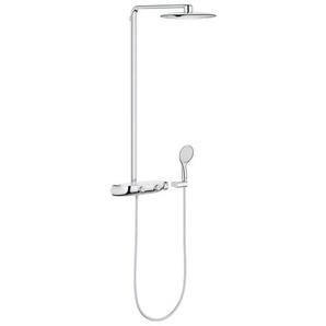 Grohe rainshower® System SmartControl 360 Mono Duschsystem mit Thermostatbatterie für die Wandmontage 26361000