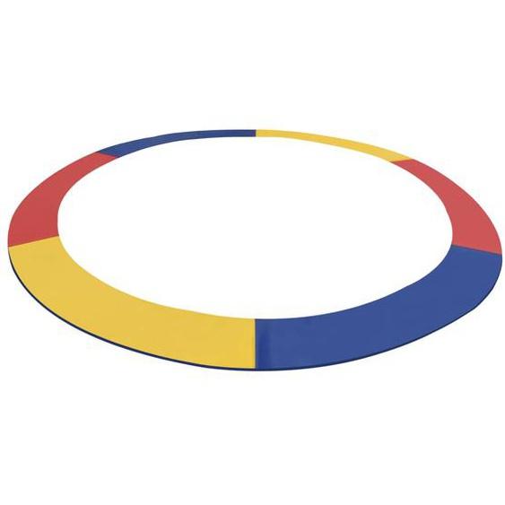 Randabdeckung für 3,96 m Runde Trampoline PVC Mehrfarbig