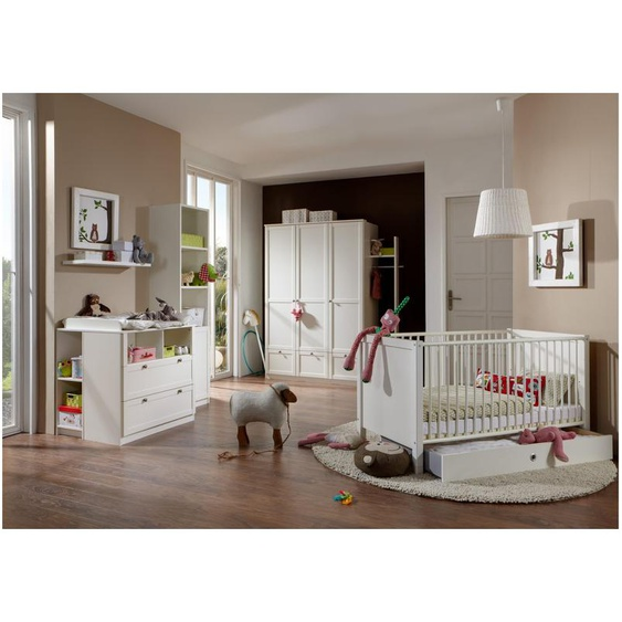 Raoul Kinderzimmer-Set Weiß