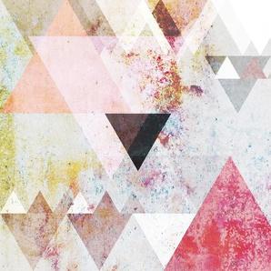 Rasch Fototapete Young Artists, gemustert B/L: 2,79 m x 2,8 m, 1 St. bunt Fototapeten Tapeten Bauen Renovieren