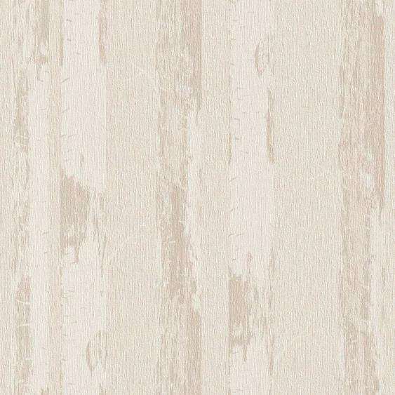 Rasch Vinyltapete »Selection«, geprägt, gemustert, Holz, (1 St)