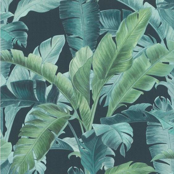 Rasch Vliestapete »BARBARA Home Collection II«, geprägt, gemustert, botanisch, (1 St)
