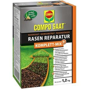 Rasen Reparatur Komplett-Mix+ 1,2 kg