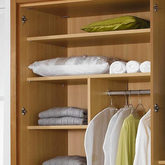 rauch BLACK Einlegeboden (=Buche), 45x47x2,2 cm beige Zubehör für Kleiderschränke Möbel Einlegeböden