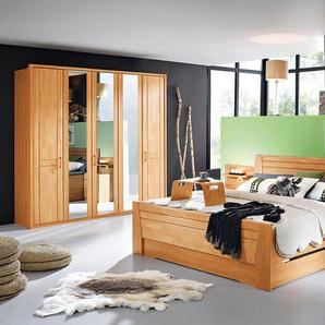 Rauch Steffen Schlafzimmer-Set, Erle, Holz