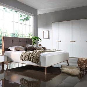 Rauch black Schlafzimmer-Set, Weiß, Holzoptik