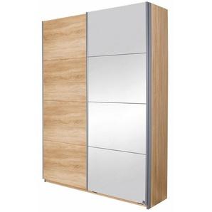 rauch Garderobenschrank »Minosa«, mit Spiegel, Breite 136 cm