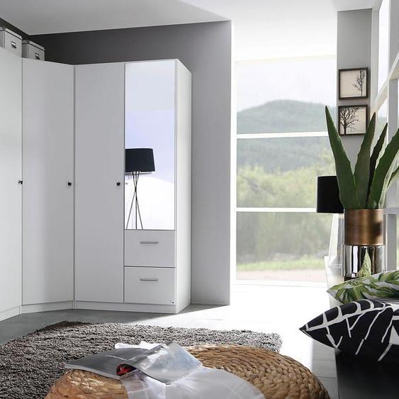 rauch BLUE Schlafzimmer-Set Buchholz Einheitsgröße weiß Komplett Schlafzimmer Betten Schlafzimmermöbel-Sets