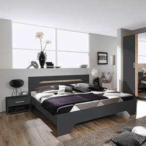 Rauch  PACK´S Schlafzimmmer-Set  »Rubi«, grau