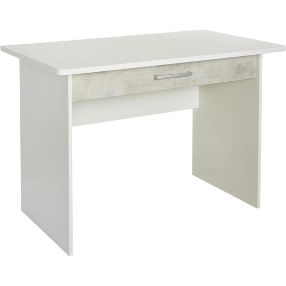 rauch BLUE Schreibtisch Mailo Einheitsgröße weiß Kinder Jugendschreibtische Jugendmöbel Kindermöbel Tisch