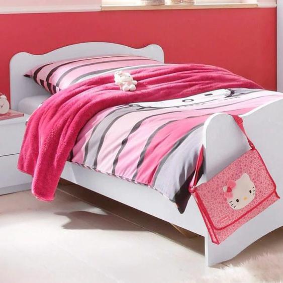 rauch ORANGE Bett Tabea 90x200 cm weiß Kinder Jugendbetten Jugendmöbel Kindermöbel Betten