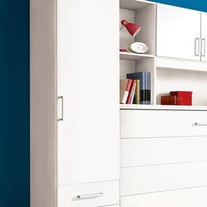 Rauch Kleiderschrank »Albero«, weiß, Breite 47 cm, 1-türig
