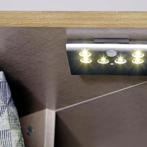 rauch ORANGE,LED Einbauleuchte Einheitsgröße silberfarben Schrankleuchten Möbelleuchten Lampen Leuchten