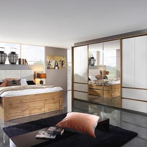 Rauch Schlafzimmer-Set »Weingarten«, weiß
