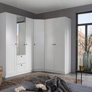 rauch Schrank-Set »Skagen«, (3-tlg), Eckschrank, 2- und 3-trg. Schrank mit Schubkästen und Spiegel