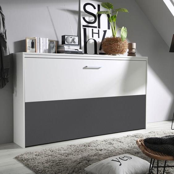 rauch ORANGE Schrankbett Albero TOPSELLER 90x200 cm beige Funktionsbetten Betten Nachhaltige Möbel Schrankbetten