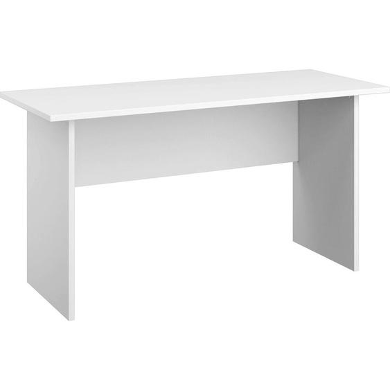 rauch ORANGE Schreibtisch Albero Tischplatte: Holzwerkstoff, Gestell: Holzwerkstoff weiß Kinder Kinderschreibtische Kindermöbel Tisch