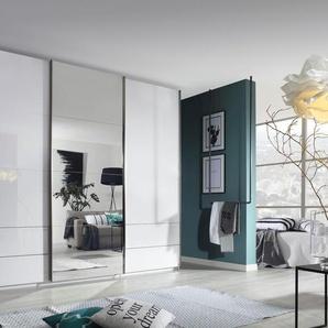 rauch ORANGE Schwebetürenschrank Orlando TOPSELLER 0, 270 x 229 62 (B H T) cm, 3-türig weiß Schwebetürenschränke Kleiderschränke Schränke