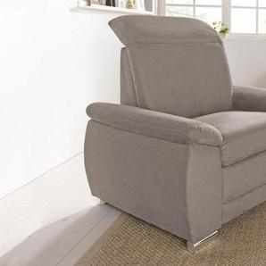 RAUM.ID Sessel, wahlweise mit Relaxfunktion und Rückenverstellung