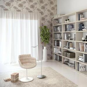 Raumteilerregal Toro, 18 Fächer, Breite 359,2 cm Einheitsgröße beige Raumteiler Regale