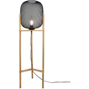 Reality Leuchten Stehlampe, Holz