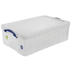 Really Useful Box Aufbewahrungsbox 50,0 l transparent 71,0 x 44,0 x 23,0 cm