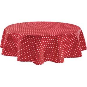 Redbest Tischdecke rot