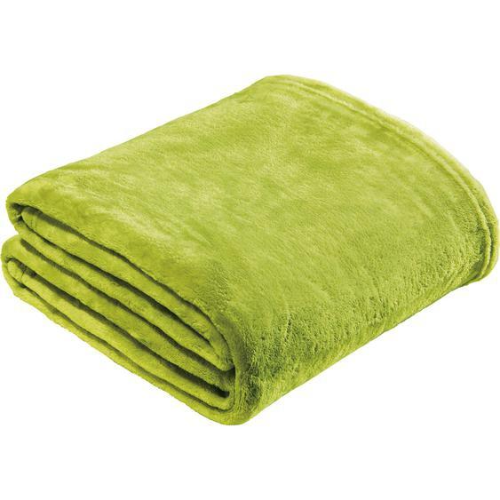 Redbest Wohndecke grün