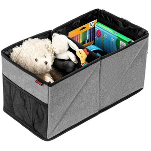 Reer Auto-Ordnungsbox »TravelKid Box«, Anti-Rutsch-Boden, wasserabweisend