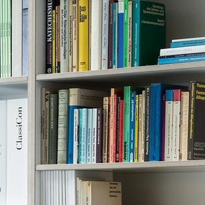 Regalböden Matthias Gentner weiß, Designer Lobo, 1.6x66.8x32 cm