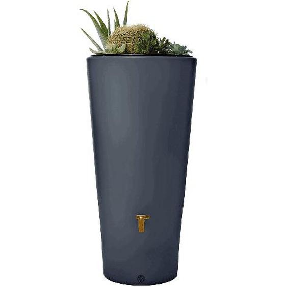 Regenspeicher Vaso 2in1 220 l Ø 58 cm