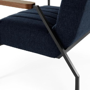 Rekord Sessel, Blau