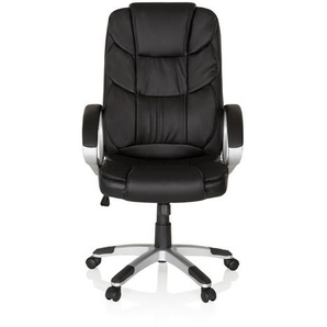 RELAX BY155 - Home Office Chefsessel Schwarz