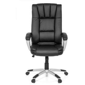 RELAX CL150 - Home Office Bürostuhl Schwarz  Kunstleder