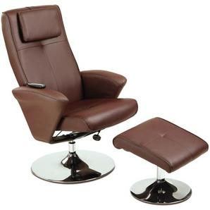 Relax-Sessel »Design« Braun