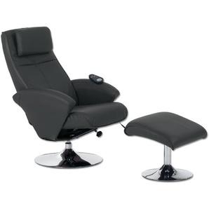 Relax-Sessel »Design« Schwarz