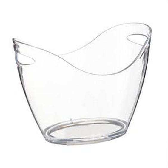 relaxdays Flaschenkühler   transparent